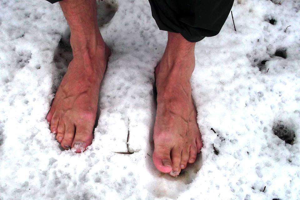 Barefoot Pilgrimage
