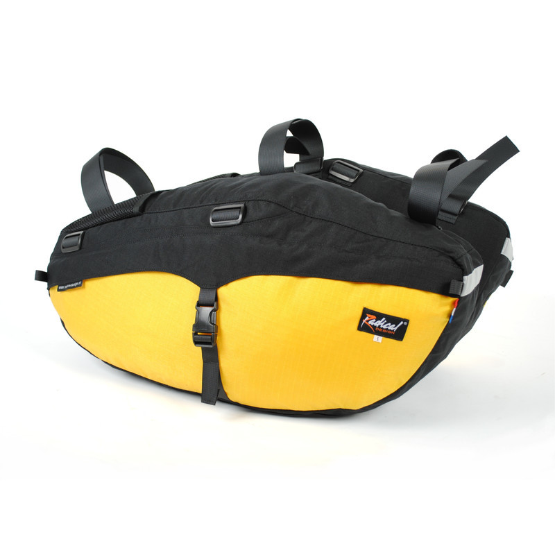 12020Ge Banana S Yellow Recumbentbag