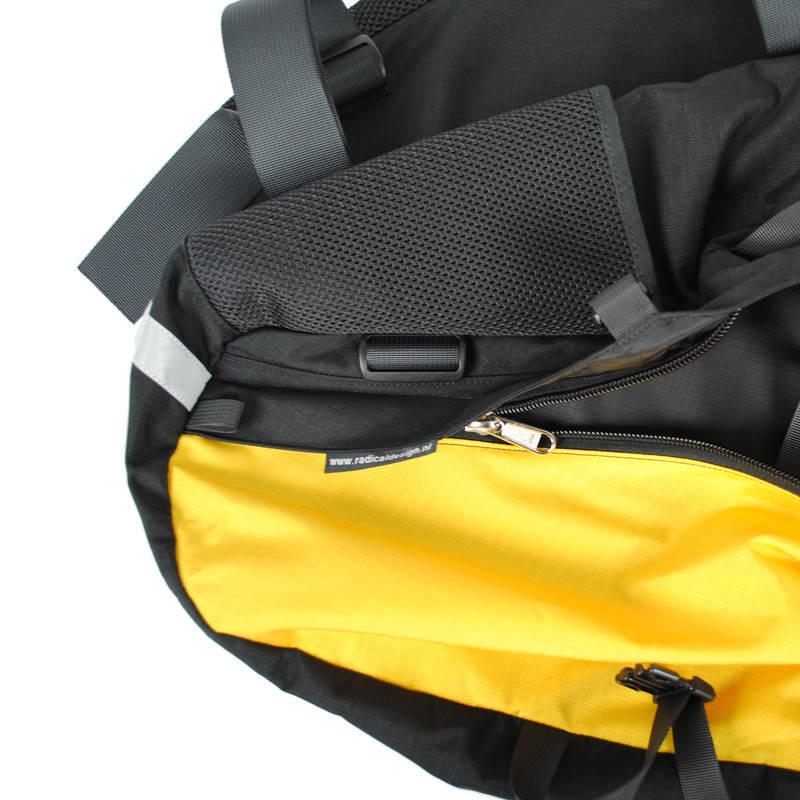 12040 Banana L Recumbentbag Zipper