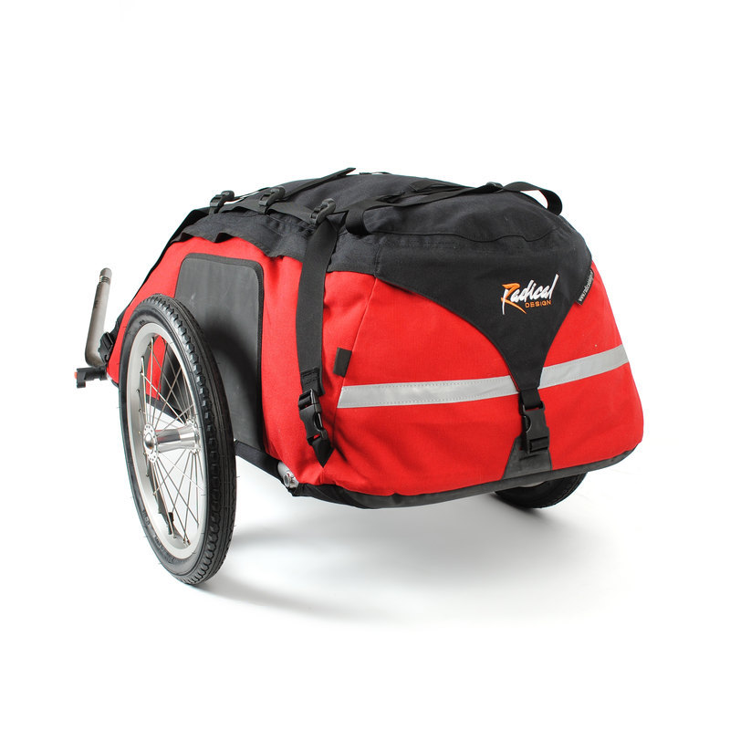Cyclone IV Trekking Bicycle Trailer