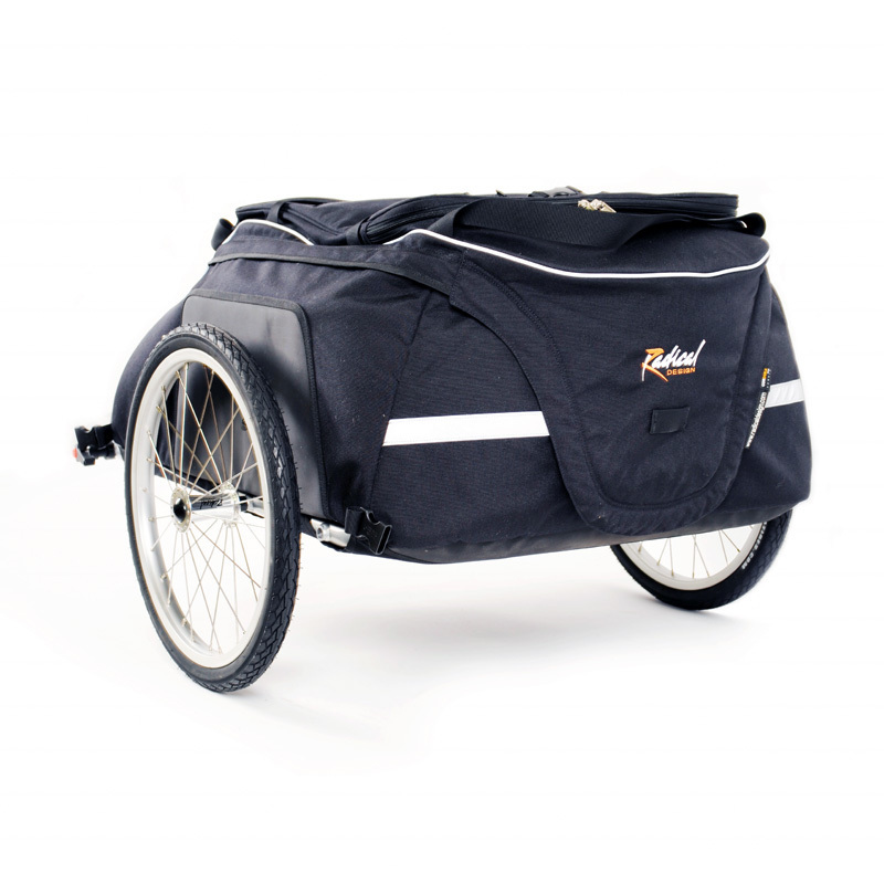 Cyclone IV Chubby Bicycle Trailer