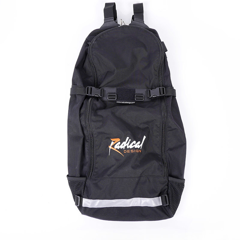 Bag Wheelie Traveller HD