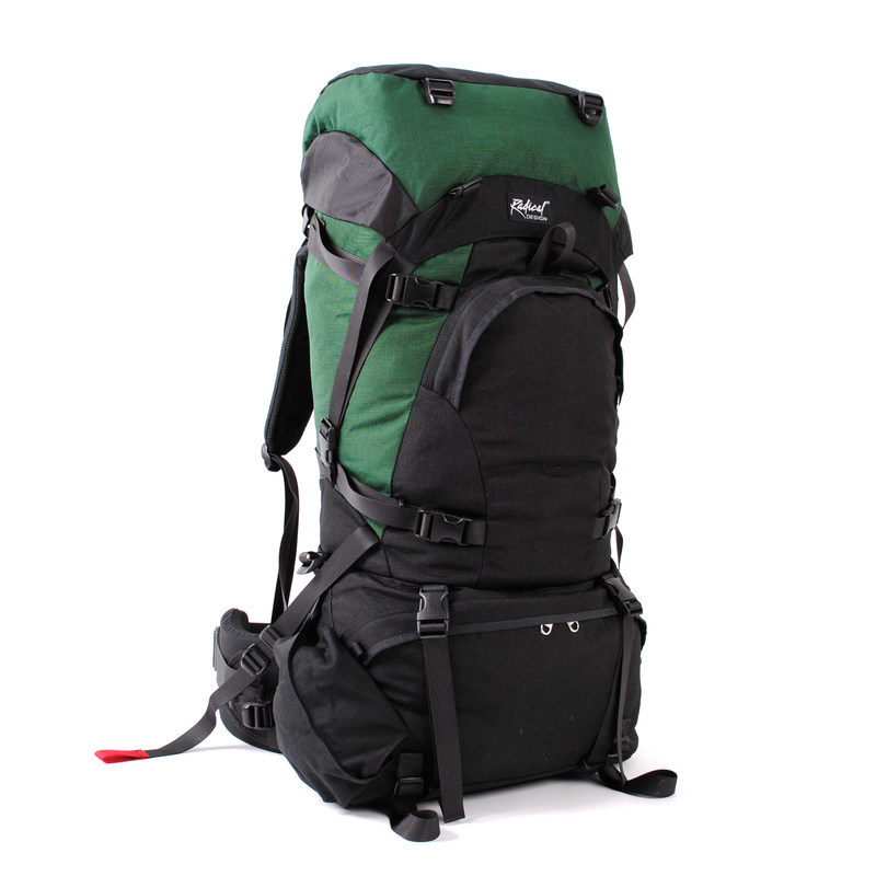 30001 Pulsar75 Expedition Backpack Green 2