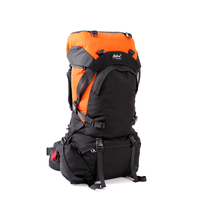 30002 Pulsar60 Expedition Backpack Orange 2