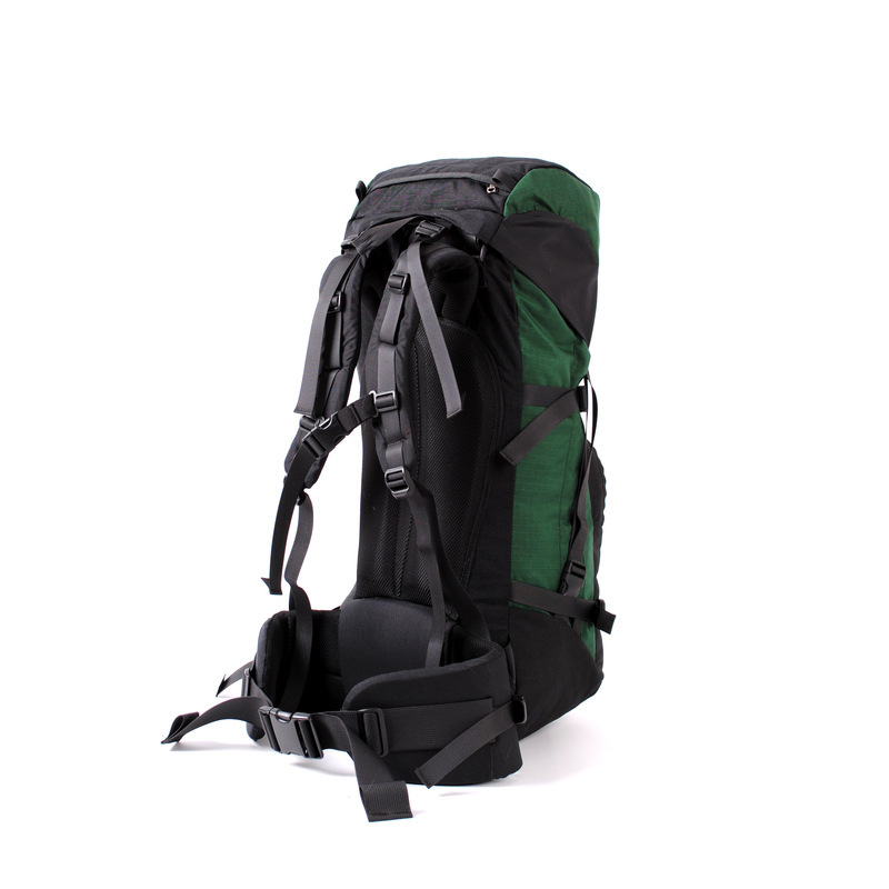 30101 Pulsar50 Expedition Backpack Green Back