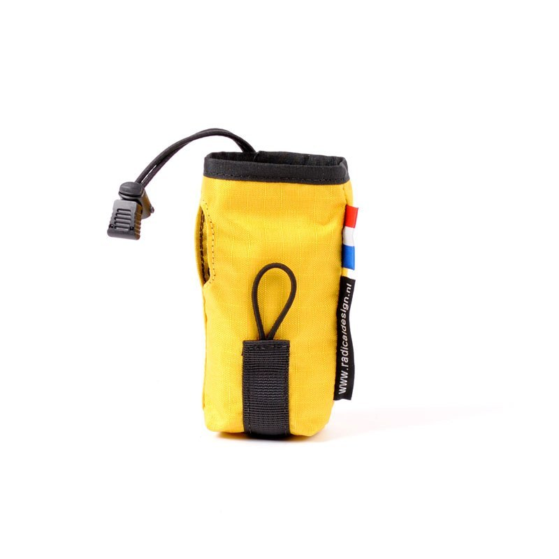 Portable radio pouch