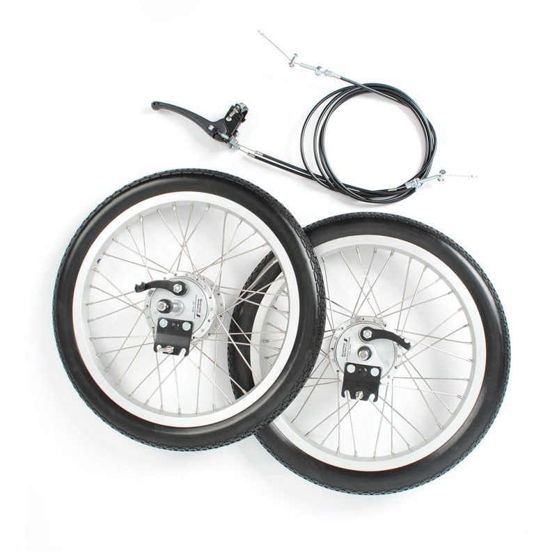 Brake conversion kit Wheelie IV-V