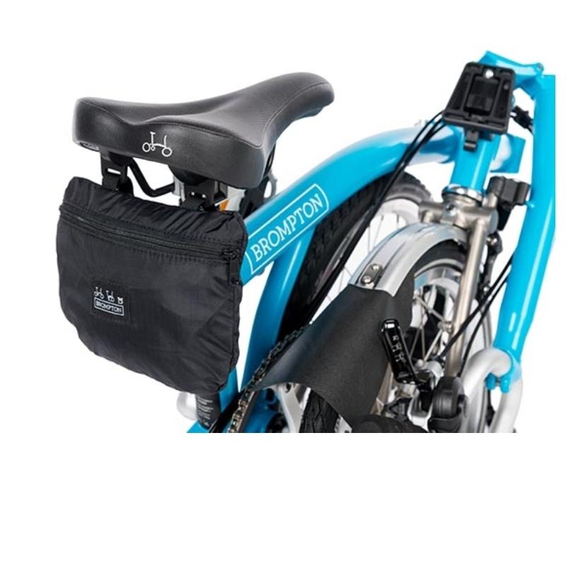 Brompton Cover on saddle