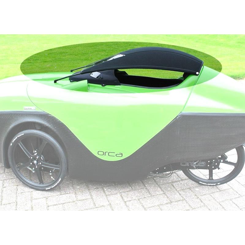 Flevobike velomobile cap