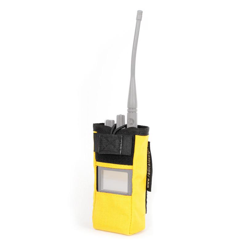 Portable radio pouch Motorola DP4600 / DP4800