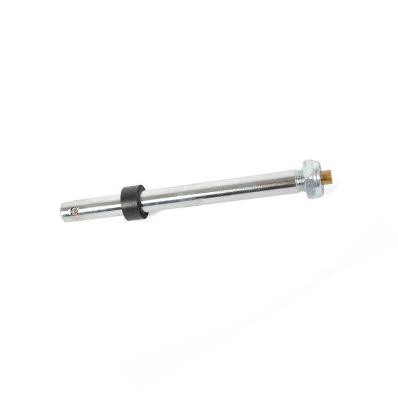 Quick-release axle with spacer 141mm-3mm