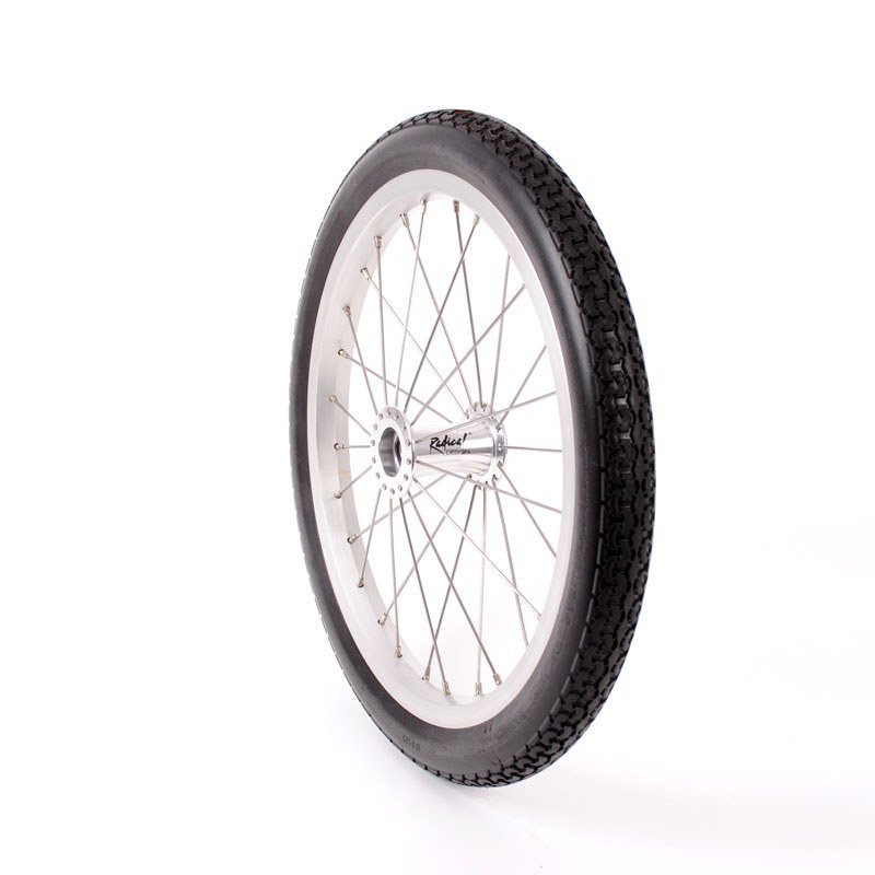Wheel 47-305 with solid tire