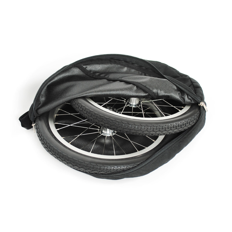 Wheel Bag Wheelie Black 1
