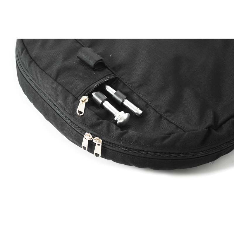 Wheel Bag Wheelie Black 2