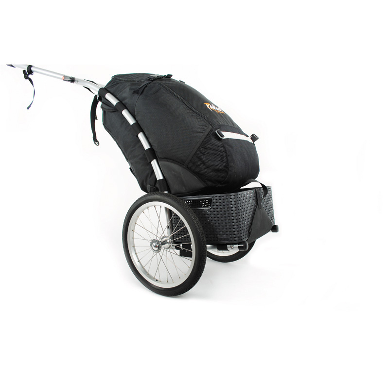 Wheelie Luggage Rack  9