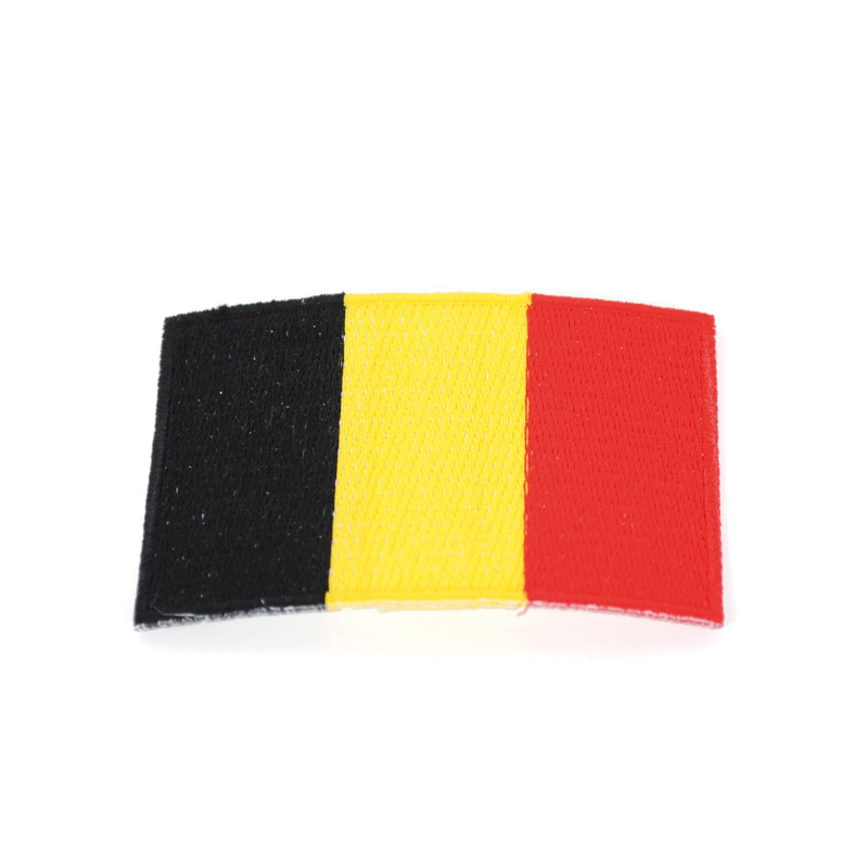 Flag patch Belgium