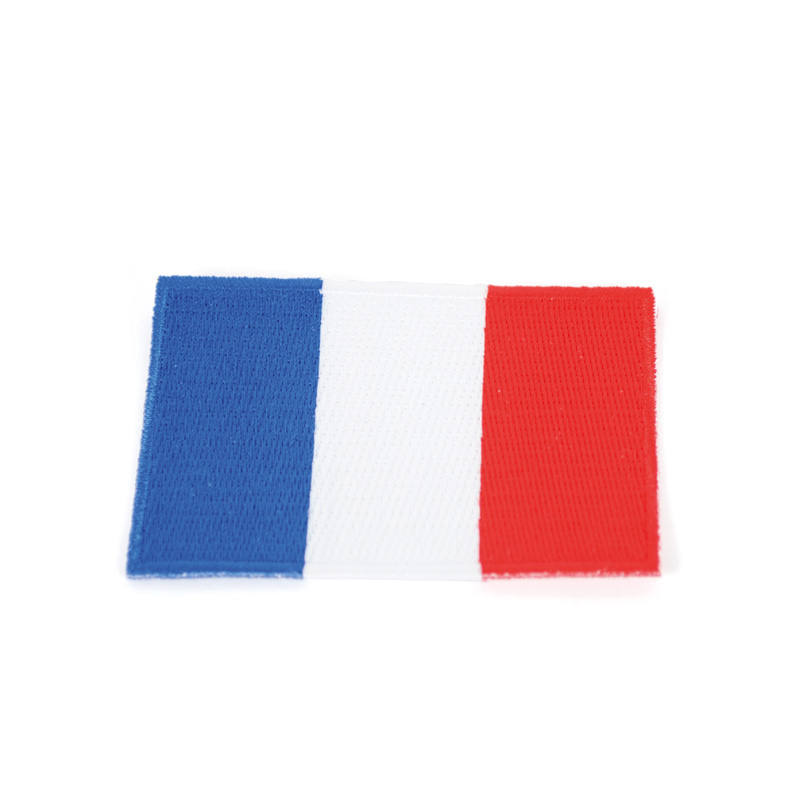 Flag patch France