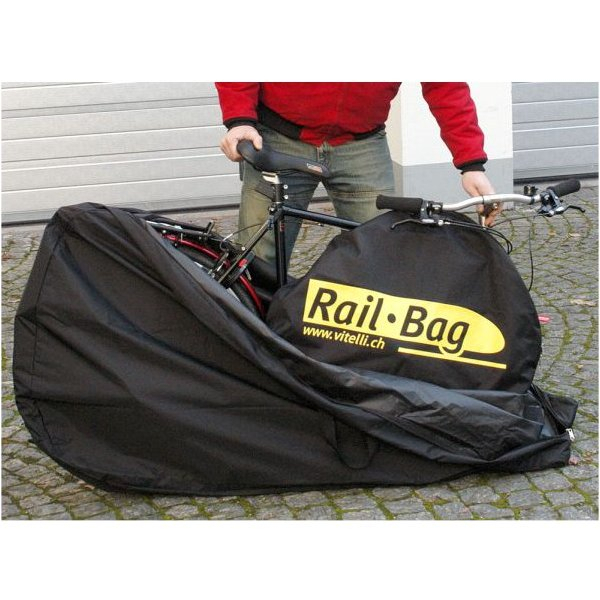 Vitelli Railbag Velotransporttasche