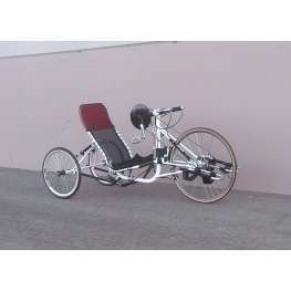 Lightning Handcycle